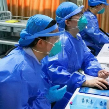 Isolated Foreigners Test Negative to Coronavirus