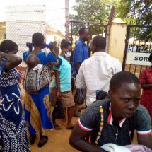 Soroti hospital turns away patients without face masks