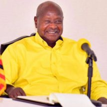HAPPENING NOW! NRM nominates Museveni as presidential candidate today