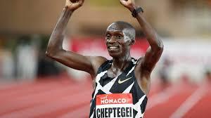 Cheptegei Breaks 10,000m World Record in Valencia