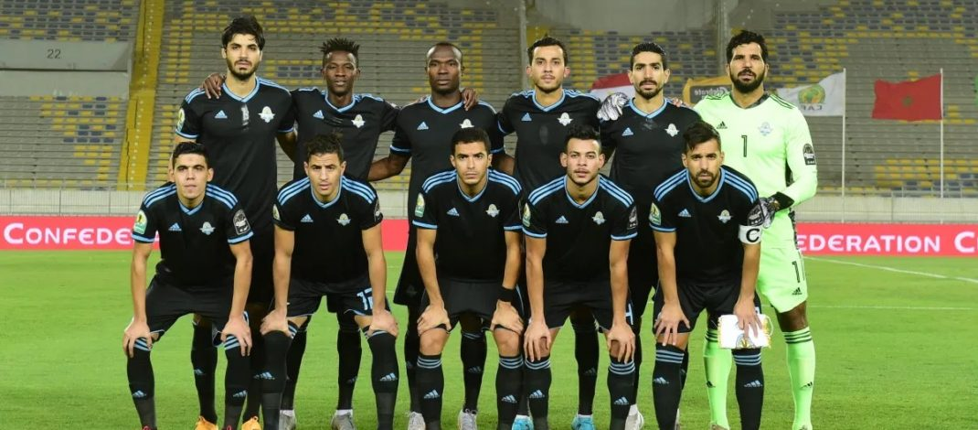 Pyramids set up Caf Confederation Cup final date with RS Berkane