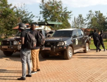 Security Heightened at Iganga Magistrate Court Ahead of Kyagulanyi's Appearance