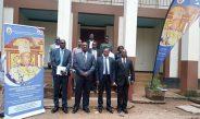 BUNYORO KITARA KINGDOM HOSTS GULU UNIVERSITY OFFICIALS