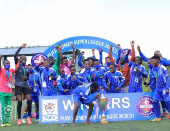 Ikwaput guides Lady Doves to FUFA Women Super League glory