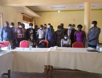 URDT launces cervical cancer screening in Kakumiro