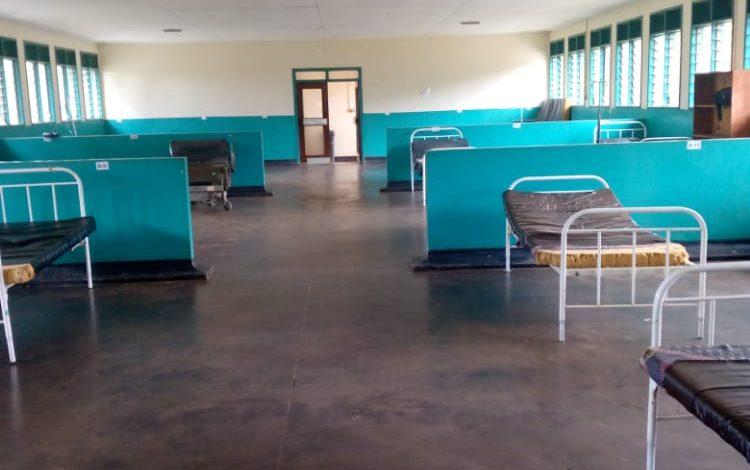 Patients Desert Kagadi Hospital over COVID -19 Fears