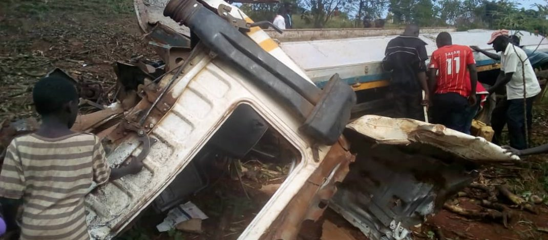Two die, one injured in Kagadi truck accident