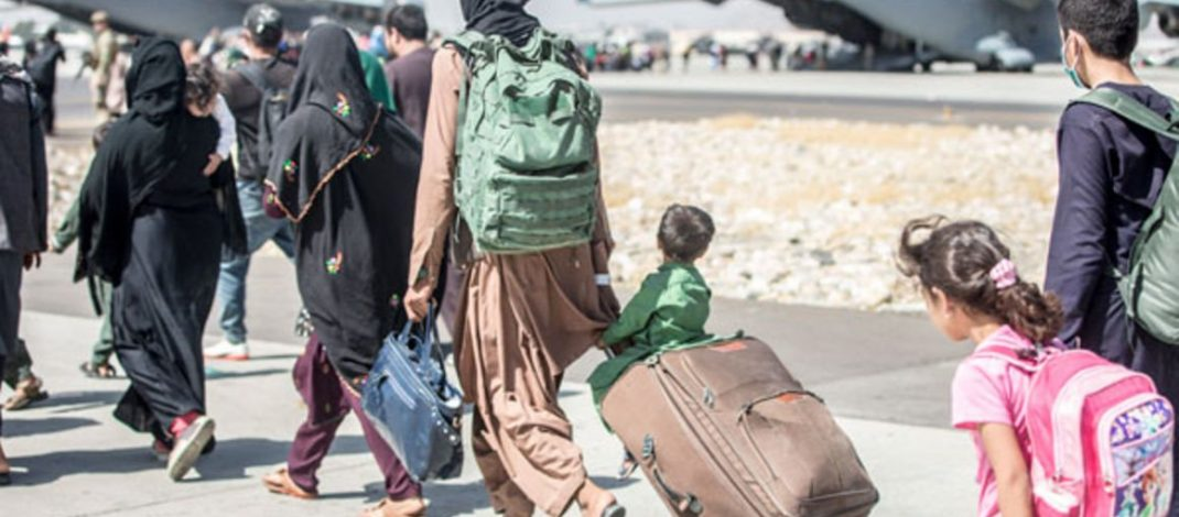 51 Afghans arrive at Entebbe Airport as several Ugandans trapped in Kabul