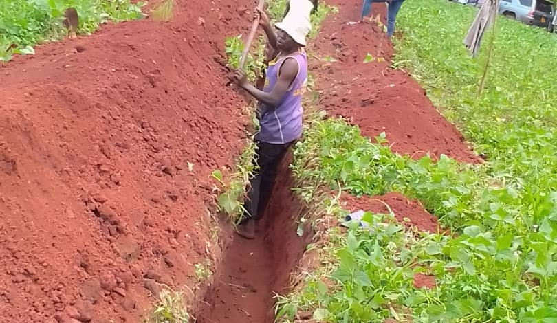 Kagadi Residents Complain Over Delayed Completion of Water Project